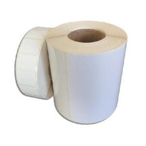 Этикетки Print-label белый полиэстер