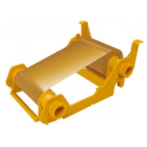 Лента монохромная золотая для Zebra ZXP3 800033-806