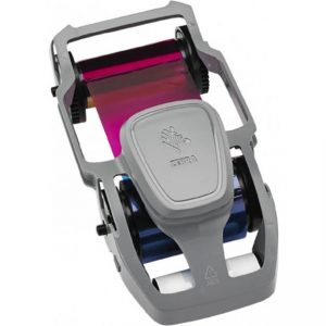 Лента полноцветная 1-2 для Zebra ZC100ZC300