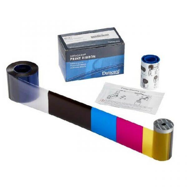 Лента полноцветная для принтеров Datacard 534000-011