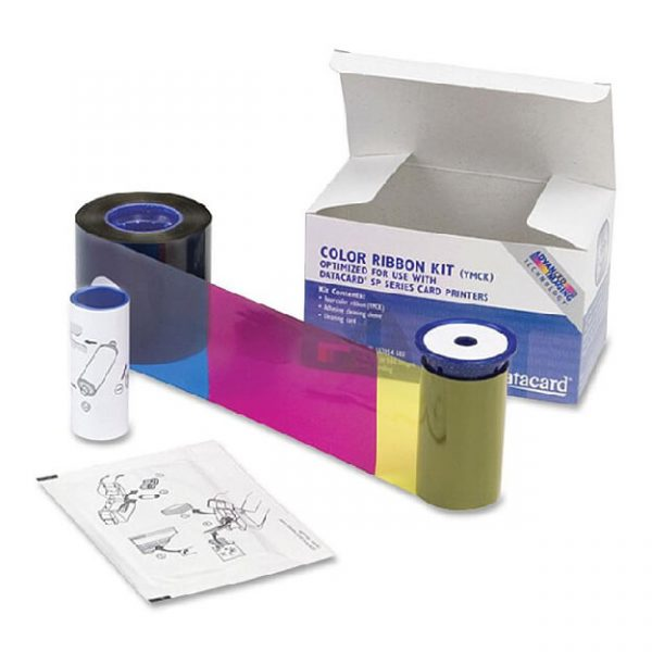Лента полноцветная для принтеров Datacard 534100-002-R004