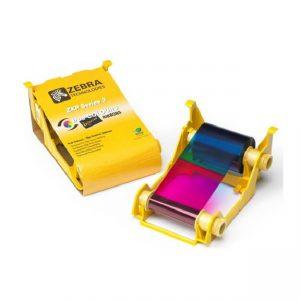 Лента полноцветная для Zebra ZXP3 800033-340