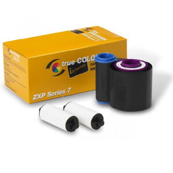 Лента полноцветная для Zebra ZXP7 800077-742EM