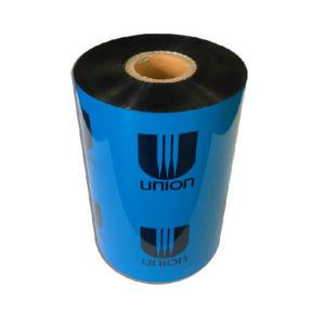 Красящая лента (риббон) Union Chemicar 150х450 Wax-Resin премиум