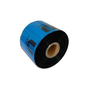 Красящая лента (риббон) Union Chemicar 40х450 Wax-Resin премиум