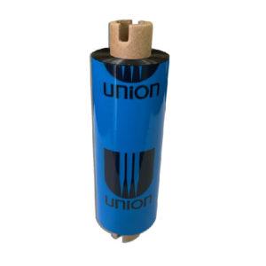 Красящая лента (риббон) Union Chemicar 84х74 Wax-Resin