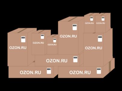 Маркировка товаров для Озон (Ozon.ru)