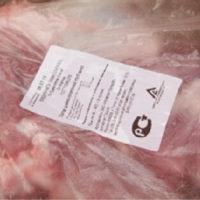 Маркировка мясной промышленности