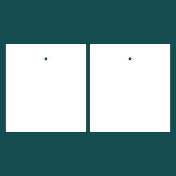 Бирка (ярлык) 85 x 93 2