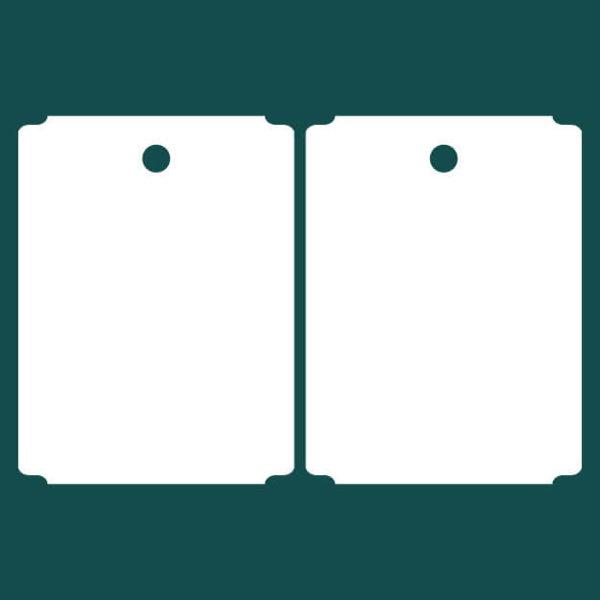 Бирка (ярлык) 90 x 120 2